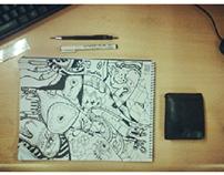 Sketch pad blues