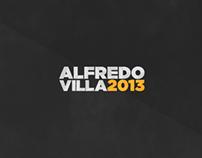 Alfredo Villa Reel 2013