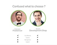 Web Portal for Clients