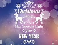 Christmas E-Card