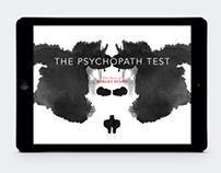 iPad: The Psychopath Test