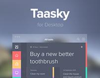 Taasky Desktop