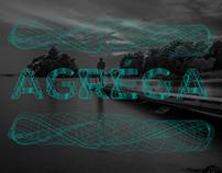 Agrega /// Moveable font