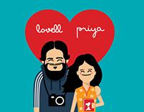 Priya weds Lovell