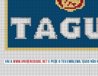 TAGUS_Portuguese brand of beer