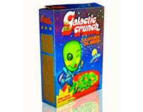 Galactic Crunch: ¡La invasión del sabor!