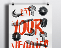 Eat your veggies campaign