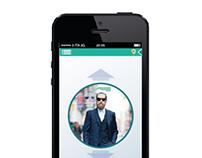 SnapBack - social comunication app