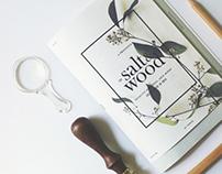 Salt & Wood, Zine.