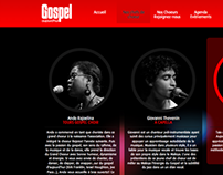 Gospel-aujourd'hui.com - Webdesign, HTML/CSS, Wordpress