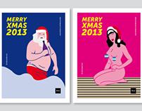 XMAS CARDS 2013