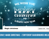 Christmas & New Year's Eve Design Templates