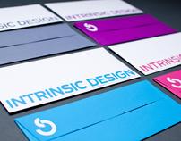 Intrinsic Design Branding