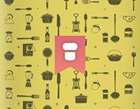 Diseño de menú - Design Suites Calafate