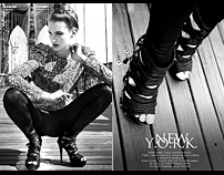 New Y.O.R.K. Editorial The Photographer Magazine