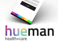 Hueman Healthcare App - Young Glory