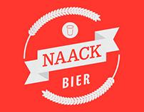 Naack bier - logo