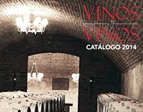Catálogo Vinos y Vinos 2014