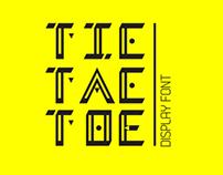 TIC TAC TOE | Type Experiment