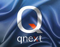 Qnext Website Design