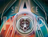 SPACEHOP-CHRONICLES VOL1-BLUETECH COMMISSION