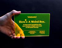 Here's A Weird Box