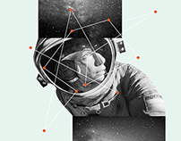 Visual Space - Movie Festival Advertisement