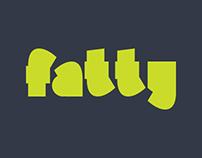 Fatty Typeface