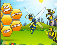 Bee Invasion
