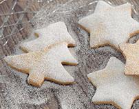 Cookies - Christmas card