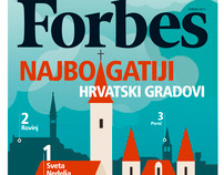 Forbes Cover - Croatian Edition - May 2011