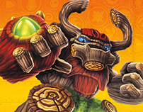 2013 Frito Lay & Skylanders Giants - Back to School