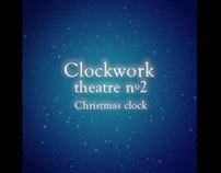 Clockwork theatre nº 2: Christmas clock
