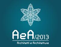 Architetti e Architetture 2013
