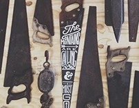 Hand Painted Saws (Part 1)