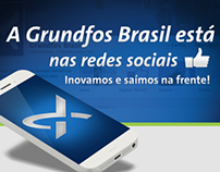 Grundfos - Campanha de Redes Sociais