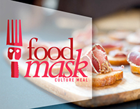 FOOD MASK Culture Meal // Brand