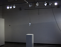 Interactive Max/MSP Sound Piece