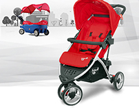 Baby Gear Emailer for Firstcry.com