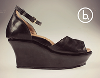 Hot shoes for bunions.