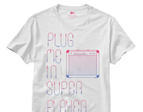 Superplayer T-Shirts