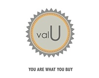Across RCA : valU - You are what you buy