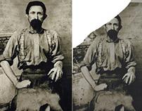 Photo Restoration - Rebuild Blacksmith