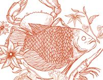 Remboelan's Food Illustration