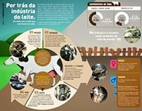 Infográfico / A Paz Começa no Prato
