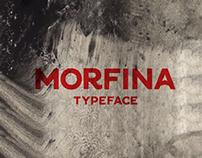MORFINA TYPEFACE