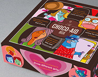 Chocolate Box Packaging