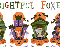 Frightful Foxes