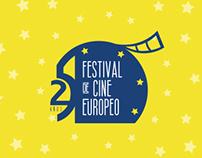 Festival de Cine Europeo l Concurso Identidad 2do lugar