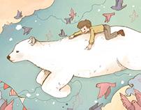 My Polar Bear Can Fly